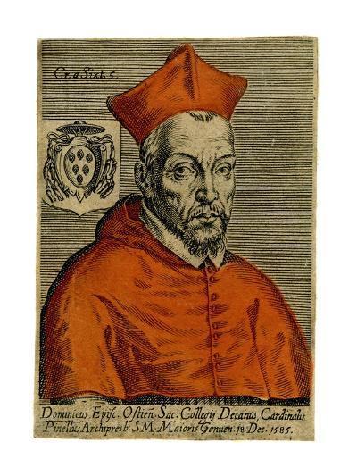 Cardinal Pinette, 1585--Giclee Print