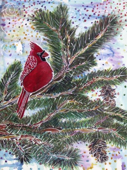 Cardinal Rule-Lauren Moss-Giclee Print