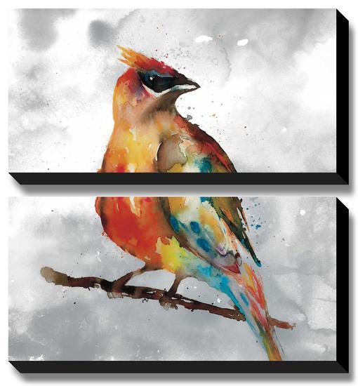Cardinal-Stephane Fontaine-Canvas Art Set