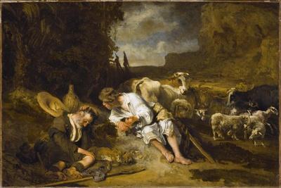 Mercury and Argus, 1645-1647