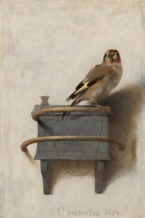 The Goldfinch, 1654