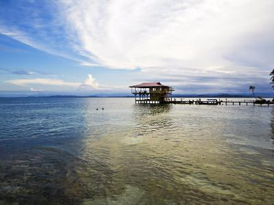 Carenero Island (Isla Carenero), Bocas Del Toro Province, Panama, Central America-Jane Sweeney-Photographic Print