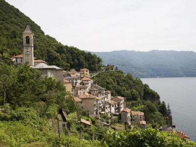 Careno, Lake Como, Lombardy, Italian Lakes, Italy, Europe-Angelo Cavalli-Photographic Print