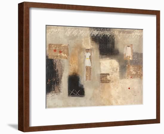 Caress-Charaka Simoncelli-Framed Art Print