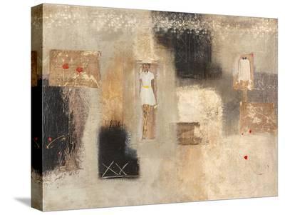 Caress-Charaka Simoncelli-Stretched Canvas Print