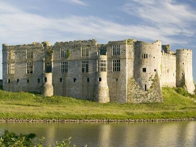Carew Castle--Photographic Print