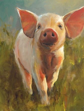 Morning Pig by Cari J. Humphry