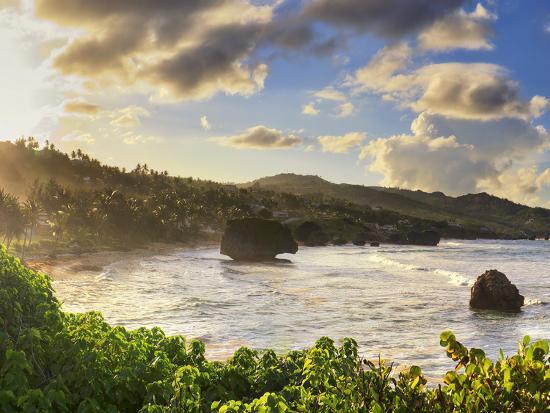 Caribbean, Barbados, Bathsheba Bay-Michele Falzone-Photographic Print