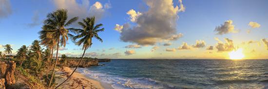 Caribbean, Barbados, Bottom Bay Beach-Michele Falzone-Photographic Print