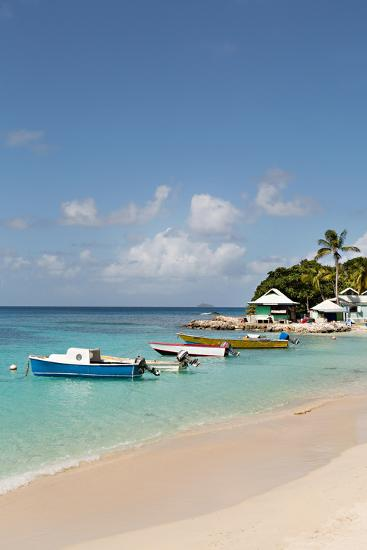 Caribbean Boats III-Karyn Millet-Photo