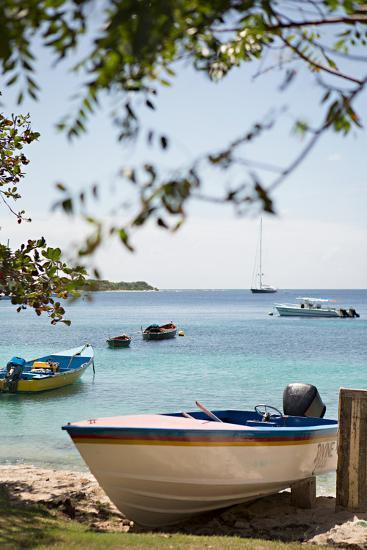 Caribbean Boats IV-Karyn Millet-Photo