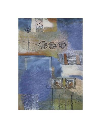 Caribbean Breeze-Dominique Gaudin-Art Print