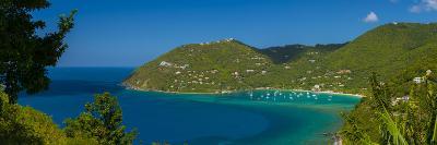 Caribbean, British Virgin Islands, Tortola, Cane Garden Bay-Alan Copson-Photographic Print