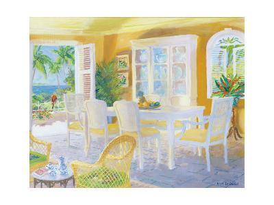 Caribbean Coffee-William Ireland-Giclee Print