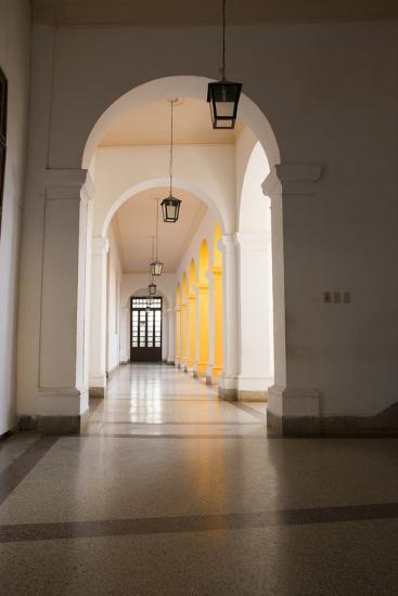 Caribbean, Cuba, Trinidad. Convento de San Francisco de Asi-Emily Wilson-Photographic Print