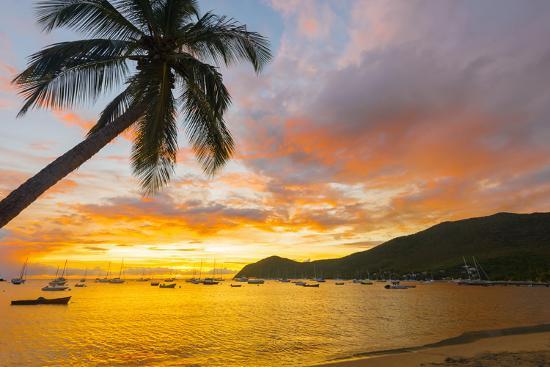 Caribbean, Martinique, Les Anse D'Arlet, Grand Anse Beach-Alan Copson-Photographic Print