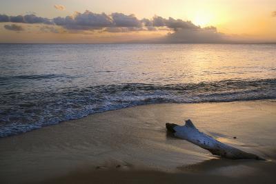 Caribbean, Puerto Rico, Vieques Island. Sunset at Green Beach-Jaynes Gallery-Photographic Print