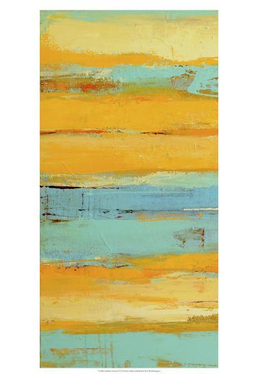 Caribbean Sunrise I-Erin Ashley-Art Print