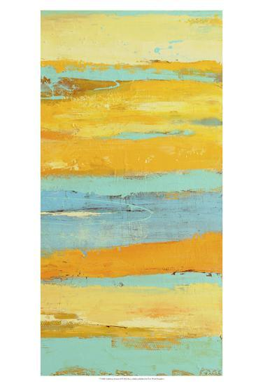 Caribbean Sunrise II-Erin Ashley-Art Print