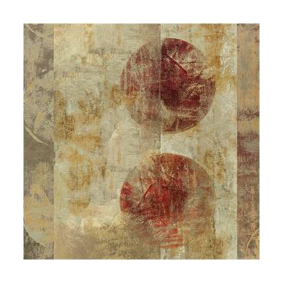 Caribbean Sunrise Square III-Roque Silva-Premium Giclee Print