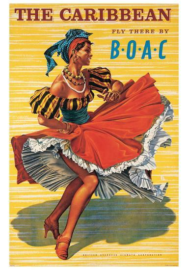 Caribbean-Ayes-Art Print