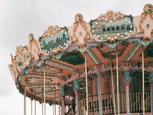 Charming Carousel by Carina Okula