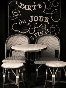 Paris Cafe by Carina Okula