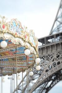Paris Dreams 3 by Carina Okula