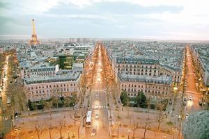 Paris Lights by Carina Okula
