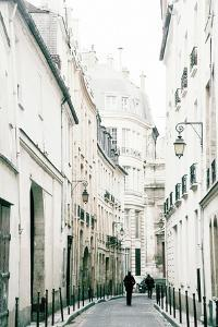 Parisian Streets by Carina Okula