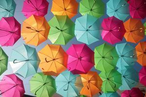 Portugal Umbrella 1 by Carina Okula