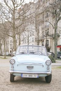 Vintage Drive by Carina Okula