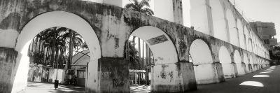 Carioca Aqueduct, Lapa, Rio De Janeiro, Brazil--Photographic Print