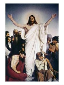 Christ the Comforter by Carl Bloch
