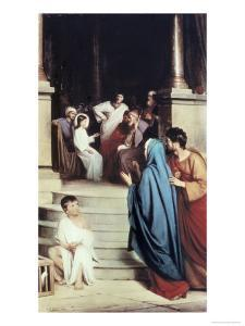 Jesus Found in the Temple by Carl Bloch