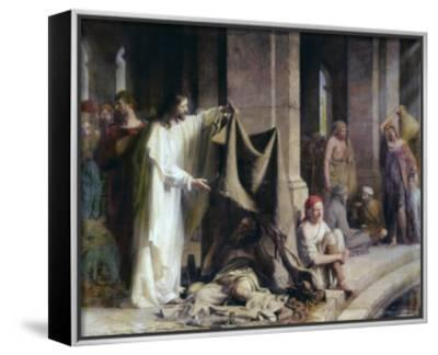 The Pool of Bethesda by Carl Bloch