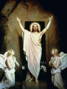The Resurrection by Carl Bloch