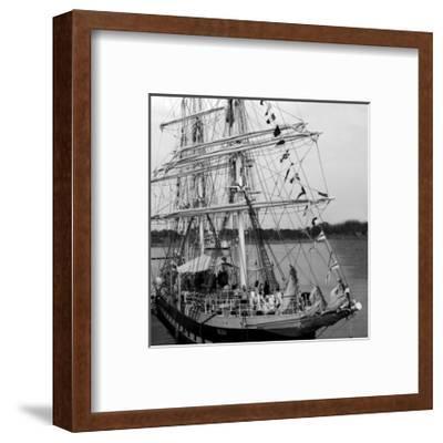 Graceful Sailing Yatch IV