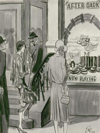 Vogue - April 1929