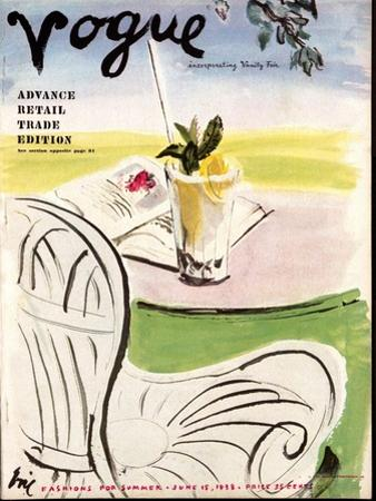 Vogue Cover - June 1938