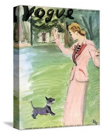 Vogue Cover - May 1937