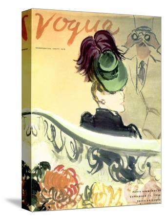 Vogue Cover - September 1938
