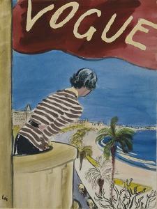 "Vogue - January 1932 by Carl ""Eric"" Erickson"