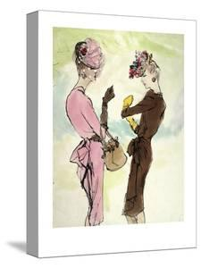 "Vogue - June 1944 by Carl ""Eric"" Erickson"