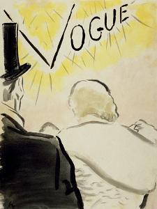 "Vogue - November 1931 by Carl ""Eric"" Erickson"