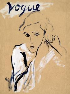 "Vogue - November 1934 by Carl ""Eric"" Erickson"