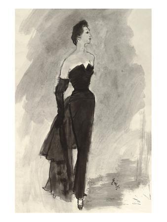 Vogue - October 1954