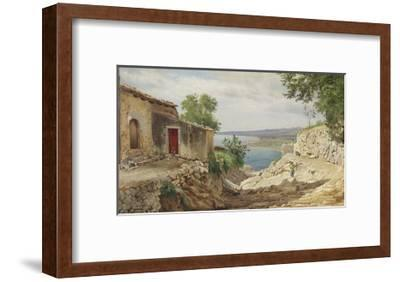 Coastal Landscape from Taormina on Sicily