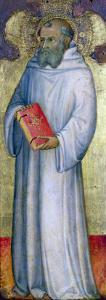Saint Benedict by Carl Frederic Aagaard