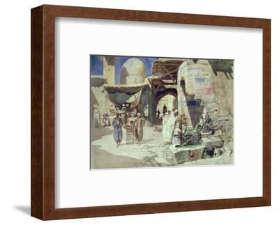 An Arab Street Scene